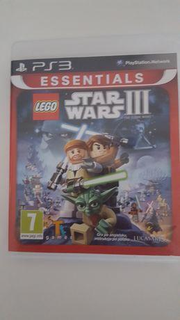 Gra oryginalna Lego Star Wars 3 PlayStation ps 3