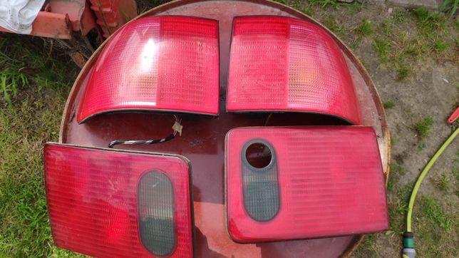Lampy tył przód A8 D2