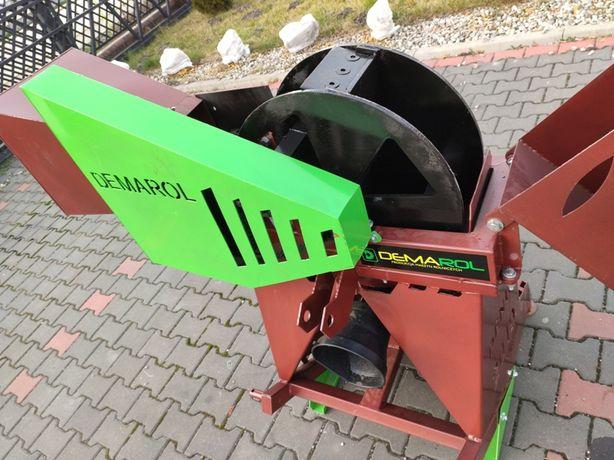 Rębak do gałęzi bębnowy rozdrabniacz gałęziarka rembak NOWY transport