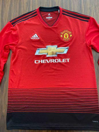 Camisola Manchester United c/ etiqueta