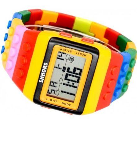 годинник дитячі різнокольорові