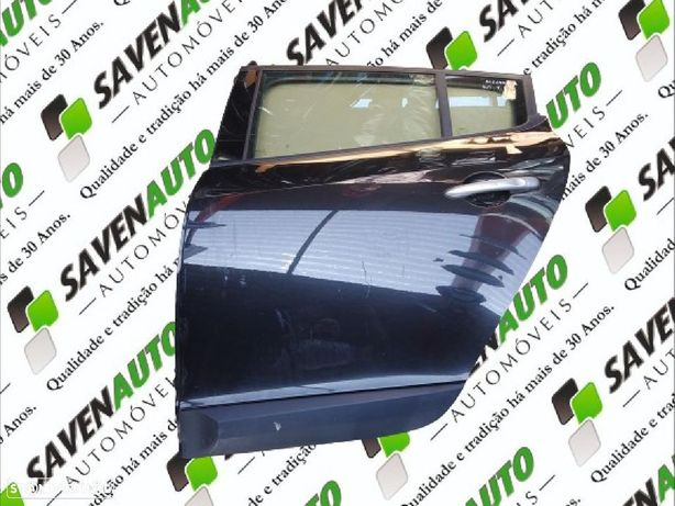 Porta Trás Esq Renault Megane Iii Hatchback (Bz0/1_)