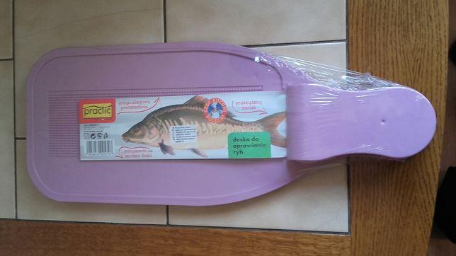 NOWA deska do oprawiania ryb