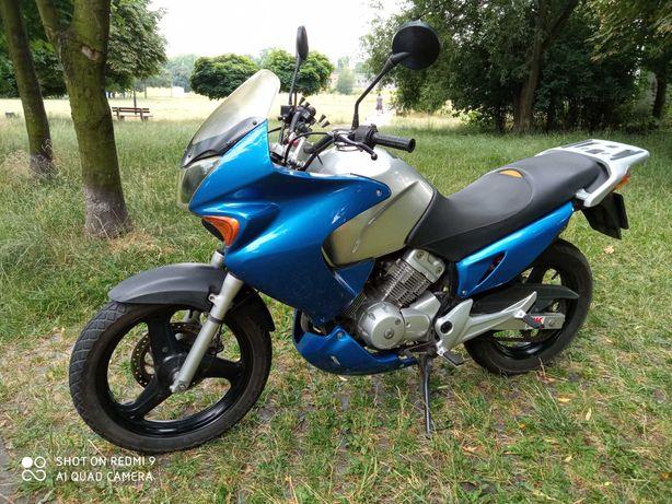 Honda Varadero XL 125 cm3 Na prawo Jazdy Kat B , Zarejestrowana