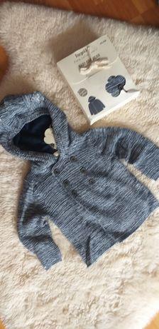 Sweterek Lupilu 62/68 nowy