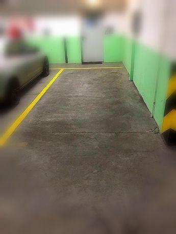 Miejsce postojowe w garażu podziemnym poziom 0 Kabaty