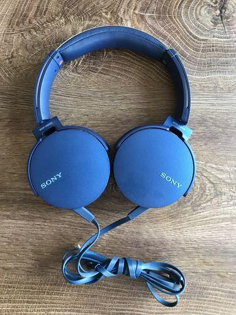 Słuchawki Sony MDR-XB550