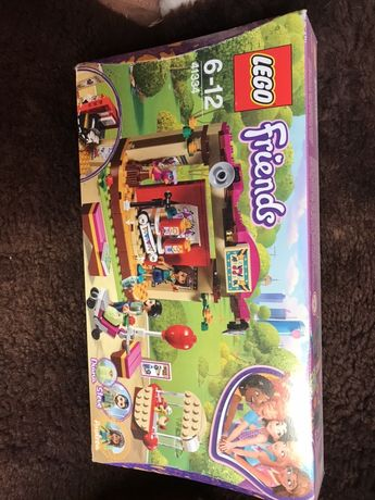 Lego 41334 Pokaz Andrei w parku super atrakcyjny zestsw