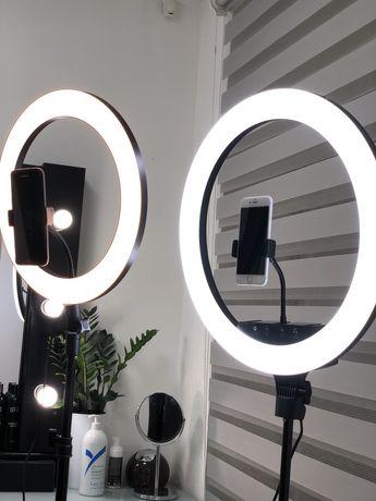 45 см HQ 18 Кольцевой свет Кольцевая лампа Селфи Лампа LED лампа 36см