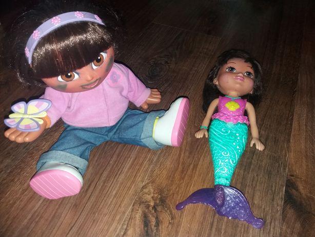 Interaktywna Dora i pływająca syrenka