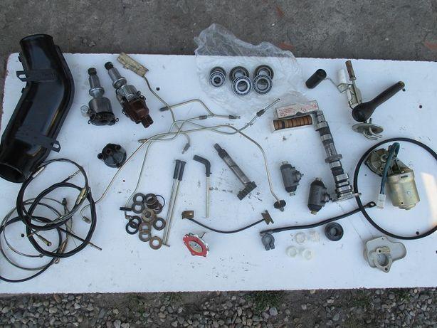 fiat 126p wałek rozrządu aparat zapłonowy czujnik paliwa części nowe
