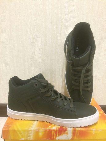 Демисезонные ботинки для подростка