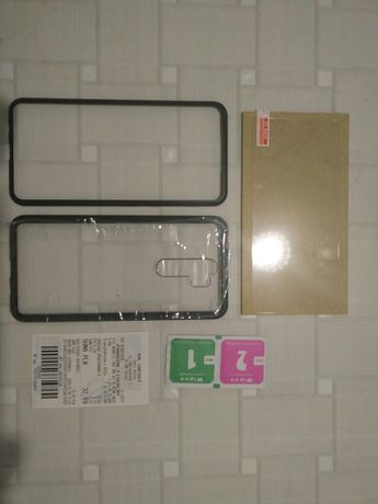 Etui Xiaomi Redmi Note 8 pro magnetic case