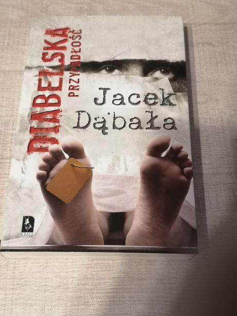 Książka - Diabelska przypadłość
