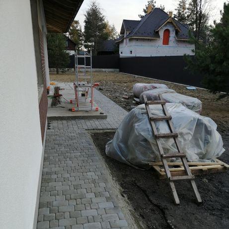 Доступная укладка тротуарной плитки!!!