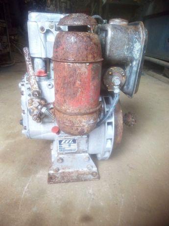 Motor diesel gasoleo