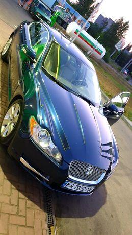 Jaguar XF Максимальная комплектация