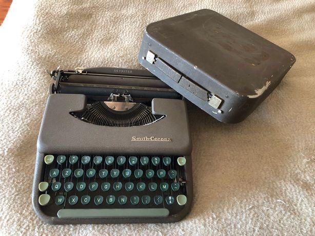 Máquina de escrever SMITH-CORONA - antiguidade
