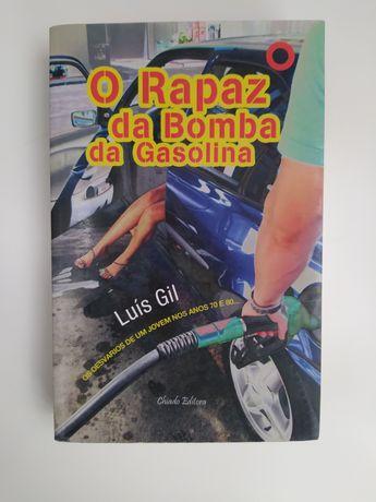 O Rapaz da Bomba da Gasolina / Luís Gil (envio incluido)