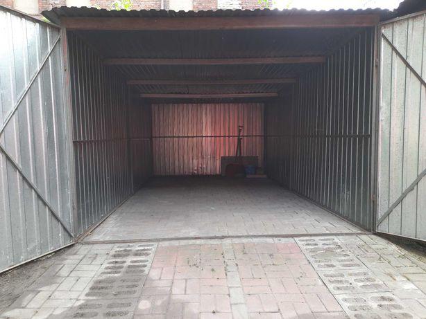 Sprzedam garaż blaszany Zabrze Centrum ul.Wolnośći/Podgórna.