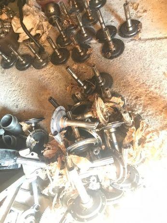 Полуось бортовой передачи (грибок) редукторноних мостов Уаз, Газ 69