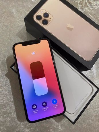 IPhone 11 pro 256gb neverlock gold
