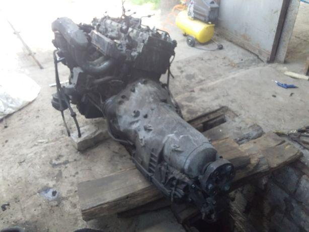 Двигатель w220 s320 3.2 CDI 613 АКПП Разборка