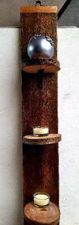 Półka wisząca sosna