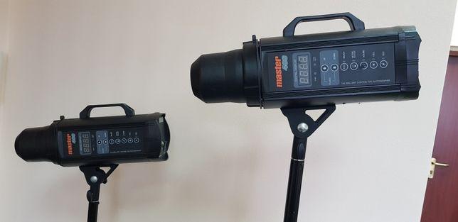 Вспышка Master 400 Hyundae Photonics  Студийная, импульсный свет