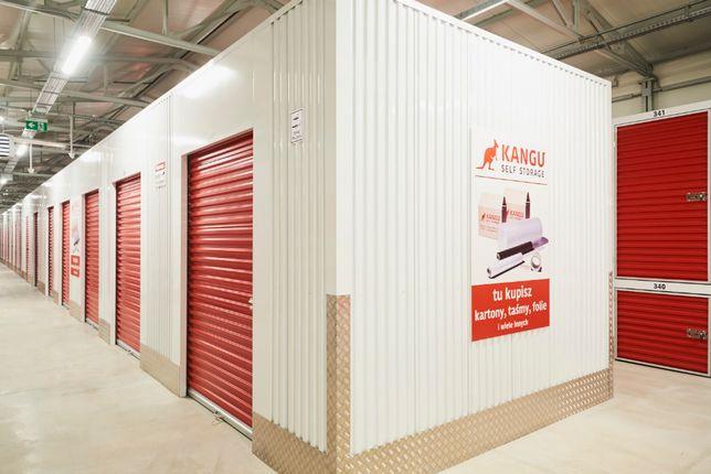 Magazyn 2,5m2 Kangu Self Storage Poznań
