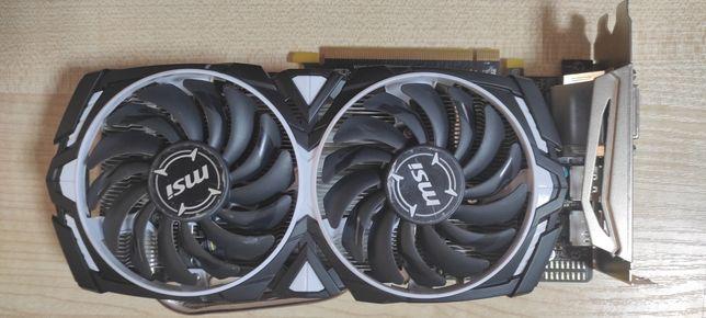 Radeon MSI RX470 8Gb Armor (как RX480 RX570 RX580 лучше GTX1060)