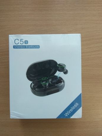 C5s stereo earbuds