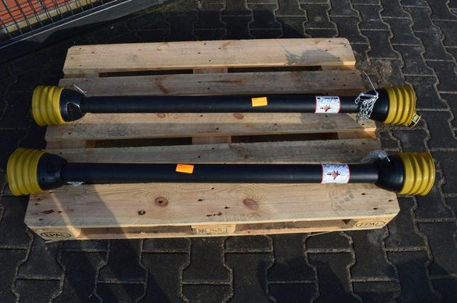 Wał przegubowy WOM, 1010mm, 270Nm z osłoną rozsiewacz opryskiwacz