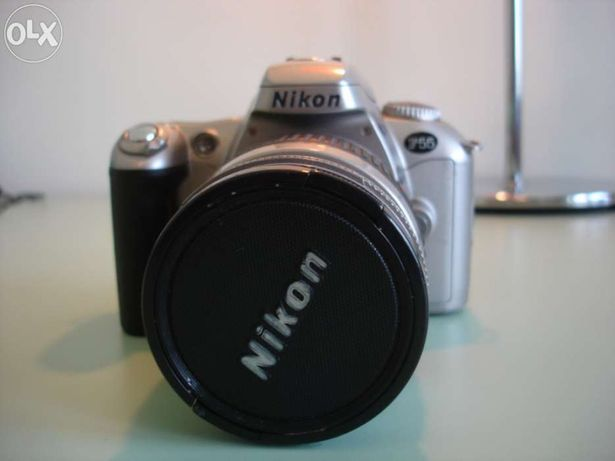 Máquina Fotográfica Nikon F55
