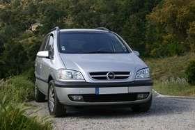 Peças e acessórios Opel zafira A