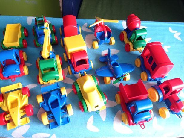 Samochody, samochodziki, pojazdy WADER