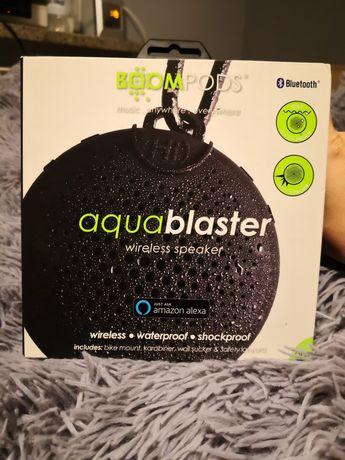 Głośnik AQUABLASTER boompods /  wodoodporny