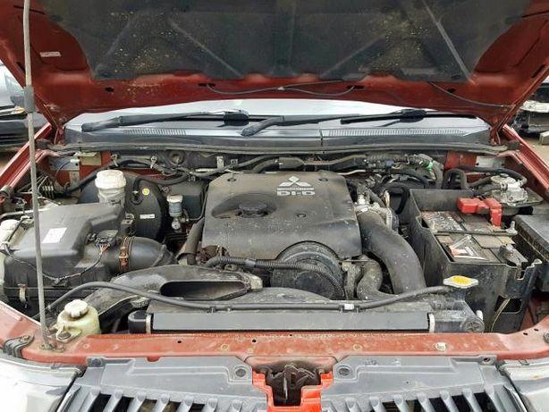 Mitsubishi L200 2.5 DID 08r silnik pompa gwarancja