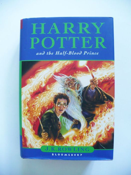 J.K. Rowling, Harry Potter and the Half-Blood Prince 2005 st. idealny Lublin - image 1