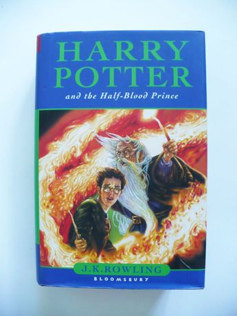 J.K. Rowling, Harry Potter and the Half-Blood Prince 2005 st. idealny