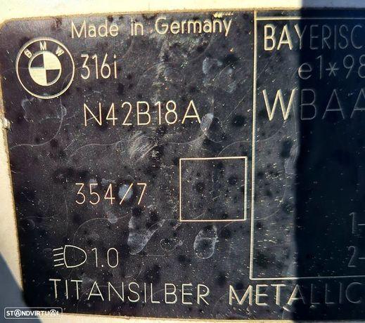 Motor BMW E46 316i N42 B18 A