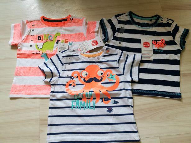 Coolclub Cool club Smyk koszulki 74 6-9