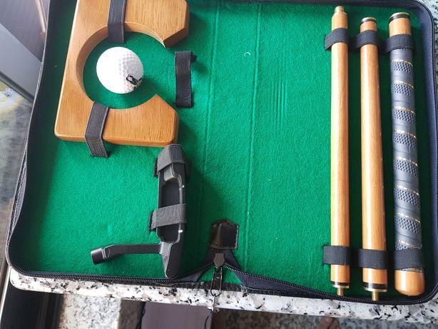 Golfe - Kit treino golf putter em casa