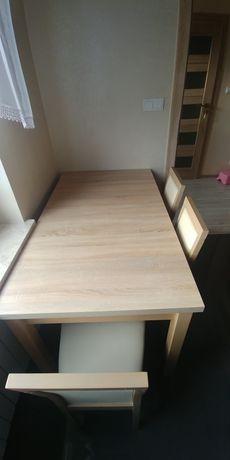 Sprzedam stół 80x140 z 6 krzeslami