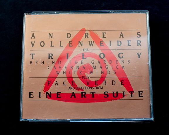 Andreas Vollenweider – The Trilogy