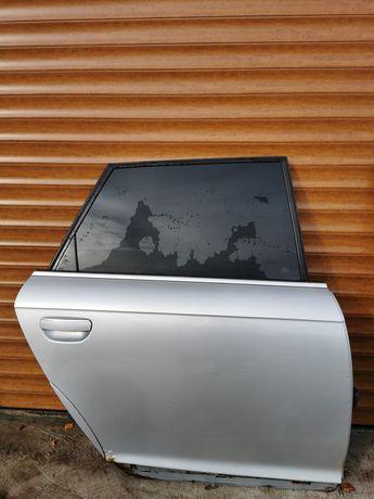 Drzwi prawe tył Audi A6 C6 kombi