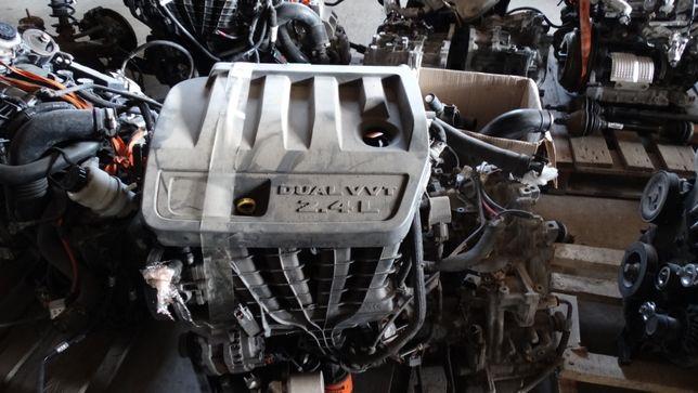 Двигатель Jeep patriot 2011-2017 год