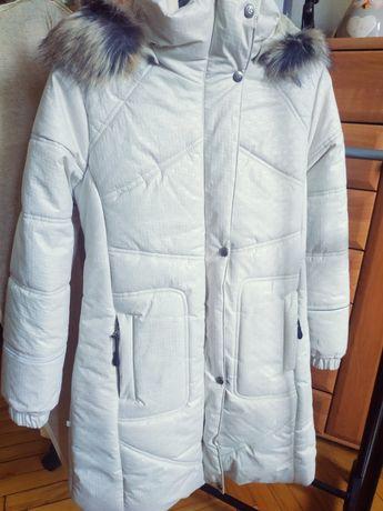 Пальто куртка Lenne 158р зимняя куртка