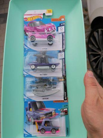 Hot wheels różne modele