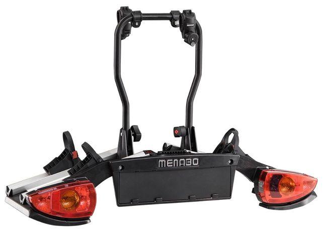 NOwy bagażnik Menabo Altair 2 rowery ,platforma na hak, ebike elektryk